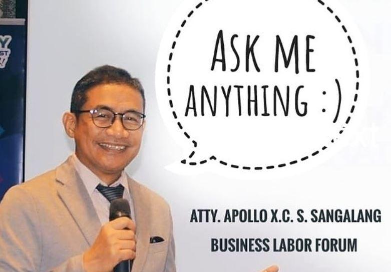 Atty. Pol Sangalang