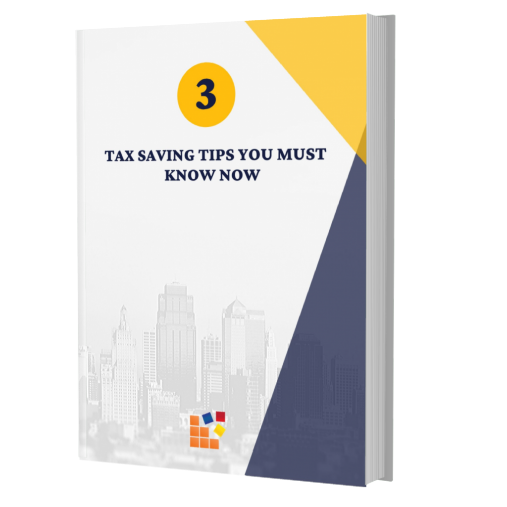 3 Tax Saving Tips You Must Know