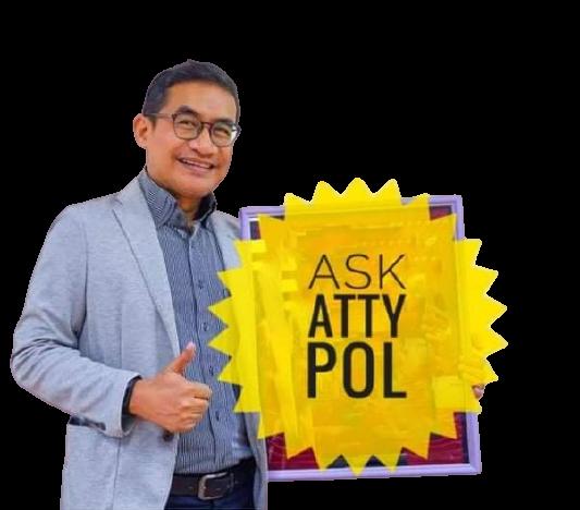 Atty. Pol Sanggalang